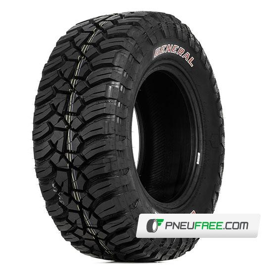 Pneu General Tire Grabber X3 33x10,5 R15 114q